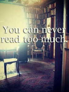 never read